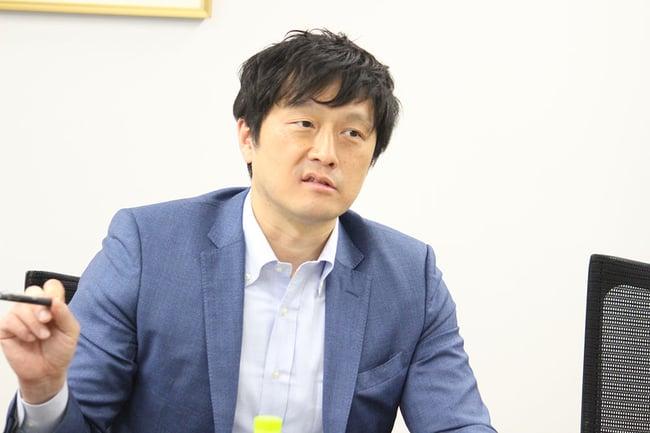 金融ソリューション事業部 金融システム部 セールスマネージャー 藤井 秀明氏
