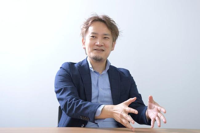 硝子ソリューション事業部SAPグループ課長 勝城啓之氏