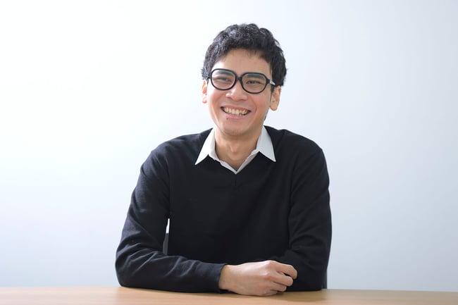 インドネシア出身のGITエンジニア、ニコラス氏