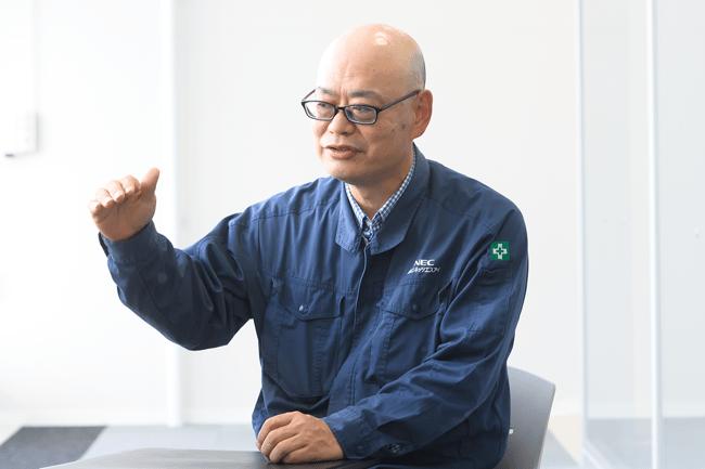 NECネッツエスアイ株式会社 小林俊弘氏