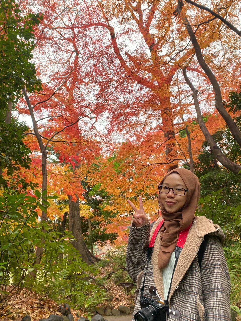 東京のあちこちを歩いて散策するのが楽しみ